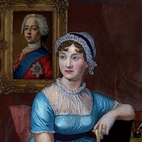 Jane Austen and Charles Edward Stuart