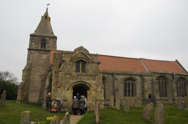 St Giles, Holme Pierrpoint