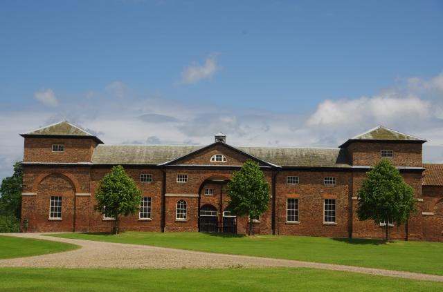 Burton Constable Stables