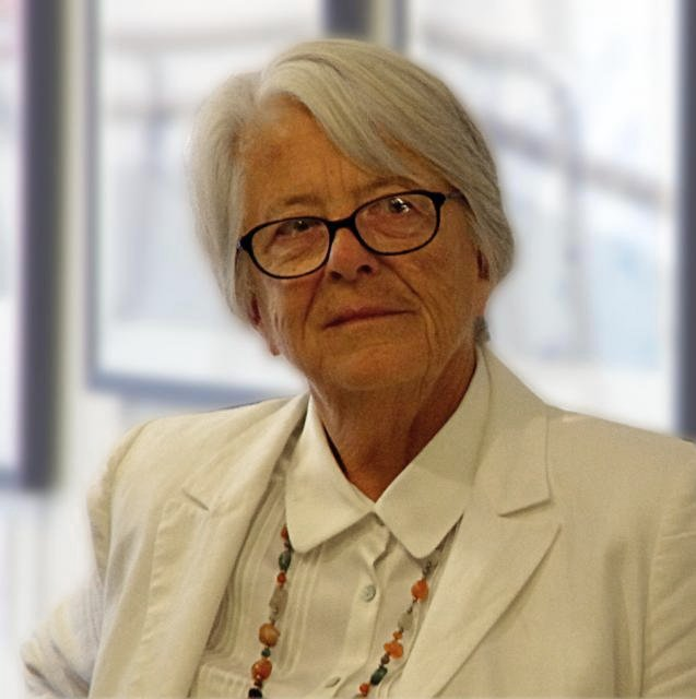 Barbara English MBE