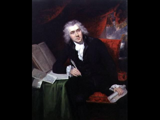 William Wilberforce in 1790