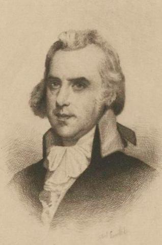 George Hammond, ambassador to the U.S.A. 1791-1795