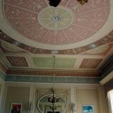 Dining Room Ceiling, Escrick Hall
