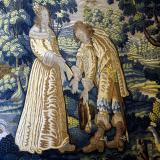 Tapestry at Doddington Hall