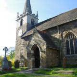All Saints' Parish Church, Ledsham