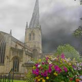 Chesterfield Parish Church.