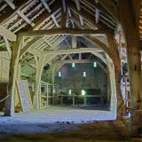 The Great Barn, East Riddlesden Hall