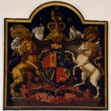 Arms of George III