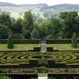 Chatsworth Maze