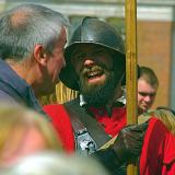 Laughing Soldier - The Earl of Manchester's Regiment of Foote